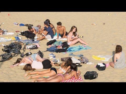 Bournemouth Beach UK's best beach