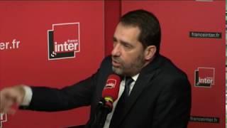 Christophe Castaner répond aux questions des auditeurs de France Inter