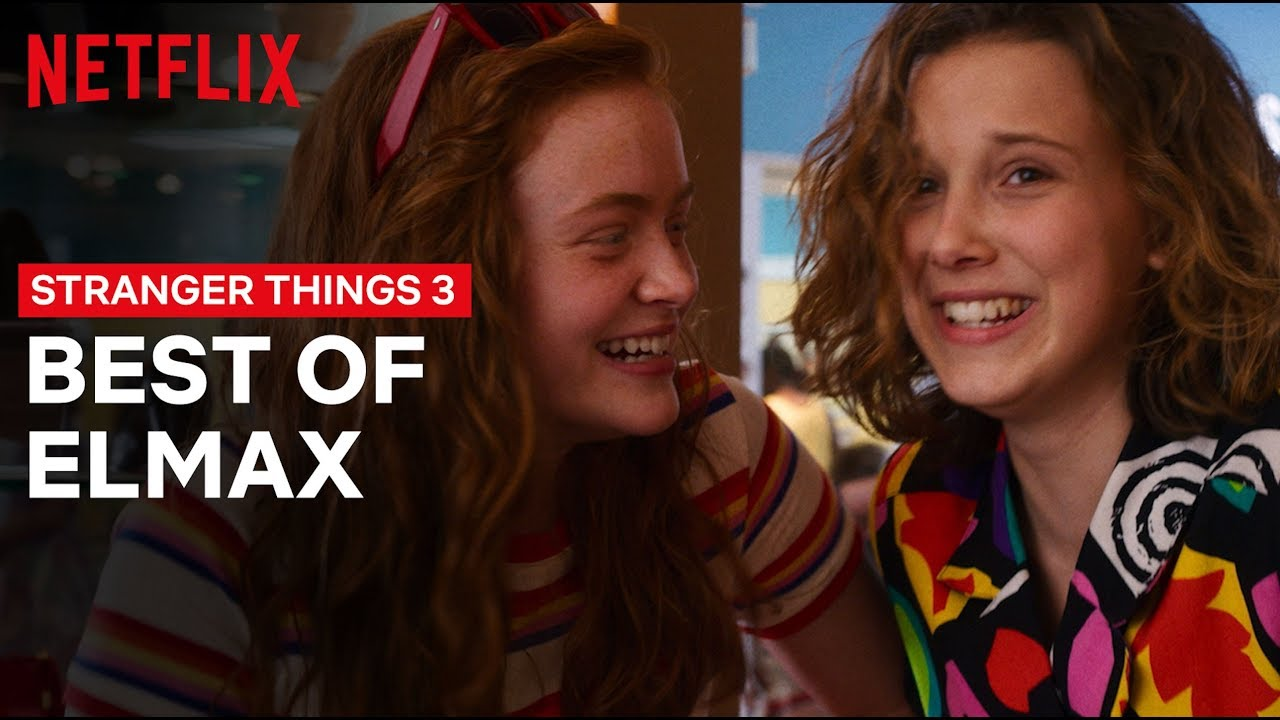 Best Of Eleven And Max Stranger Things Netflix Youtube