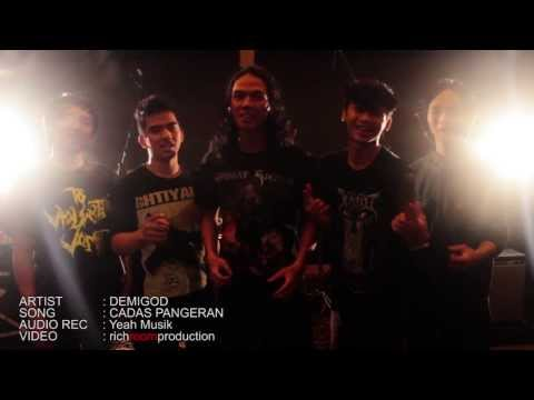 Demigod - Cadas Pangeran (yeahmusikvideoparty)