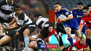 The best EVER flair passes in Rugby Union! 😲🏉