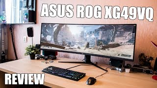 The ASUS ROG STRIX XG49VQ Review by Tanel