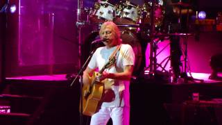 The Moody Blues, Question, Live, O2 Arena, London 25th September 2010
