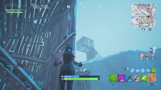 FORTNITE EN DIRECT LIVE EVENT OF EISBLOCK SCHMILZT SNOW FALL SKIN GELEAKT?