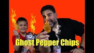 Paqui Haunted Ghost Pepper Chip Yummy Food Review