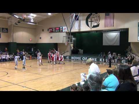 2012 St. Luke School vs. Calvary Christian School (Columbus, Georgia)