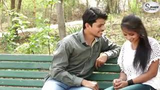 New girl friend and boy friend breakup with fun comedy must watch