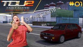 Test Drive Unlimited 2 ► Let's Play Česky ► #01 ► Autoškola C4 ► synecek11