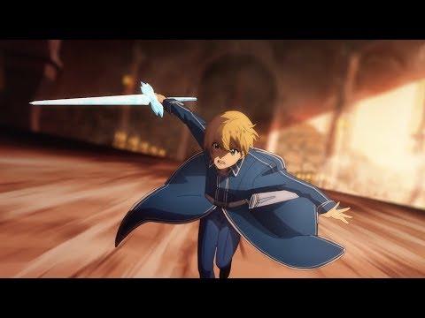 Sword Art Online: Alicization | Eugeo VS Bercouli