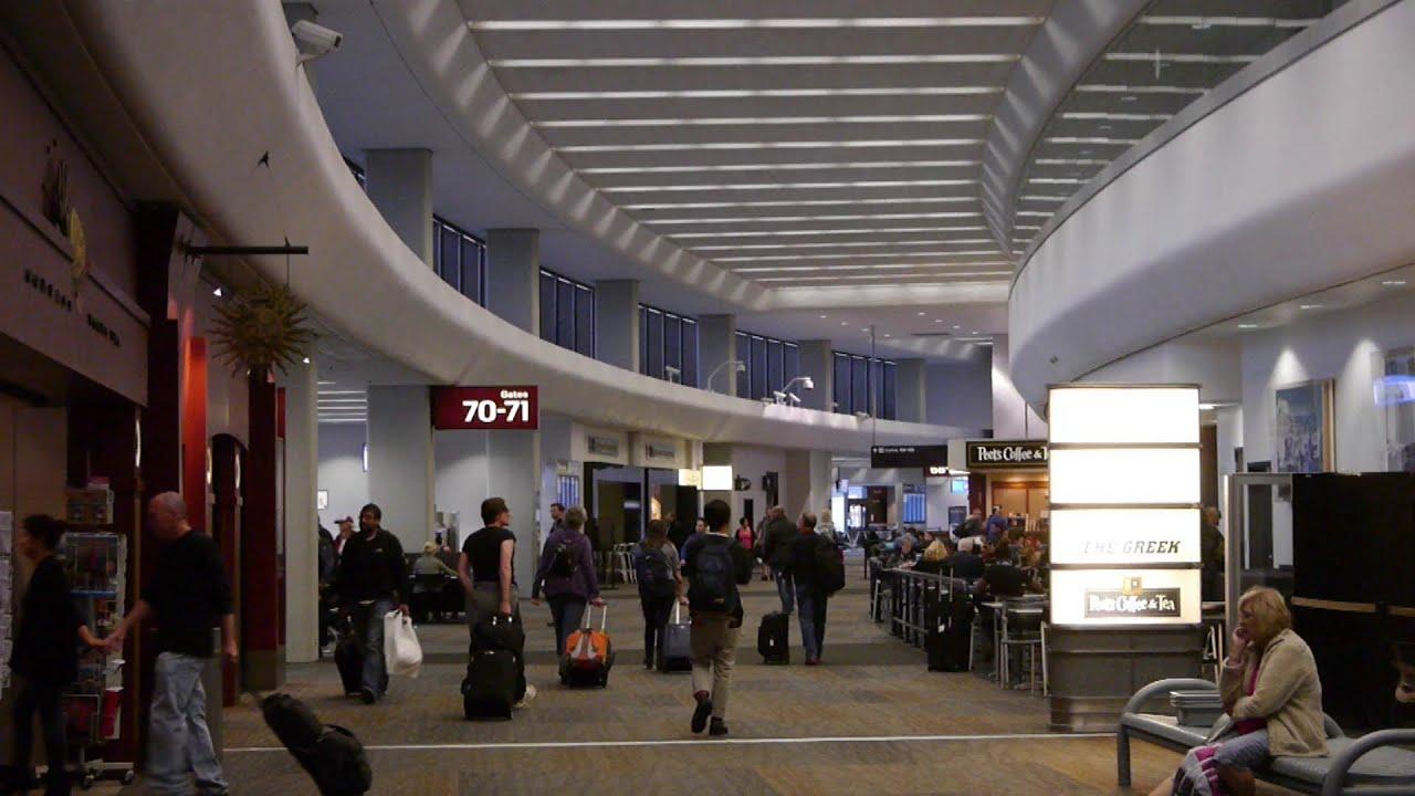 An HD Tour of San Francisco International Airport\'s Terminal 3, F ...
