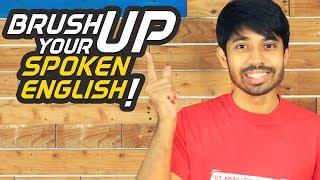 Brush Up Your Spoken English   Ayman Sadiq