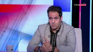 أمير عبد الحميد يرشح عامر عامر لاعب الانتاج الحربي للعب الاهلى والزمالك - Super Time
