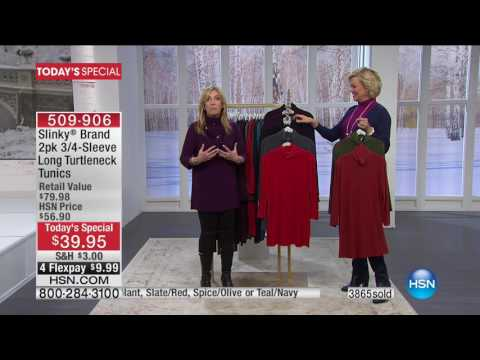 HSN | Fashion & Accessories Clearance Up To 60% Off 12.22.2016 - 01 AM