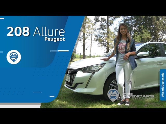 🦁 Peugeot 208 1.6 Allure 2020   Rocio de Opencars