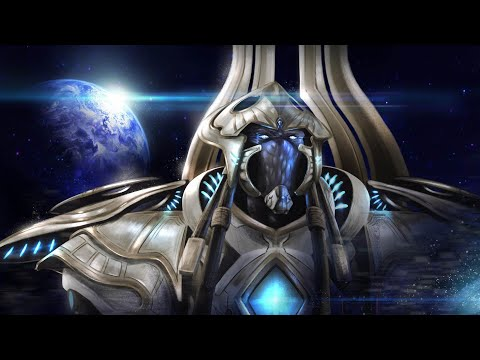 видео: starcraft 2 legacy of the void - Все видеоролики на русском