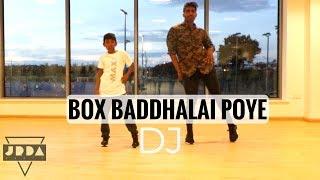 BOX BADDHALAI POYE | DJ Duvvada Jagannadham | DANCE | Allu Arjun | DSP @JeyaRaveendran choreography