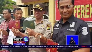 Lakukan Pemalsuan Buku Nikah, Ibu dan Anak Diamankan Polisi- NET 12