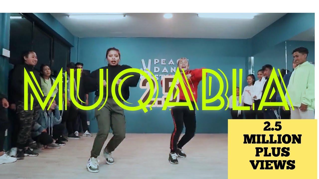 """MUQABLA"" Street Dancer | Dance Choreography by Suneeta Ghatani"