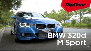 The BMW 320d M Sport might be the most fun you'll have outside an all-out M car