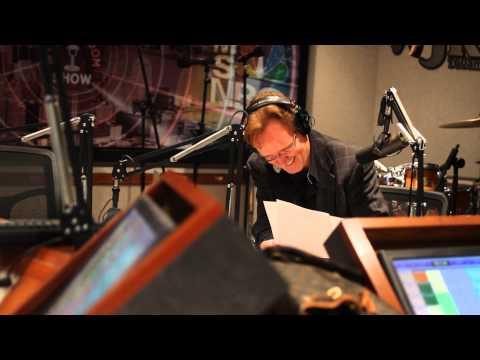 Ed Kelly Impersonates John Travolta on Mitch Albom