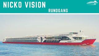 Nicko Vision: Rundgang ✅