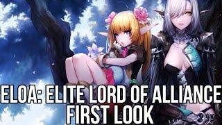 ELOA: Elite Lord of Alliance (Free MMORPG): Watcha Playin