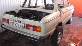 видео Тюнинг Горбатого Запорожца Своими Руками с заменой двигателя ЗАЗ 965 и переделкой кузова
