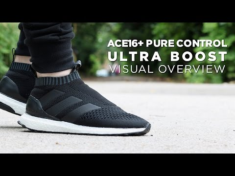 ACE 16+ Purecontrol Ultra Boost- Visual Overview