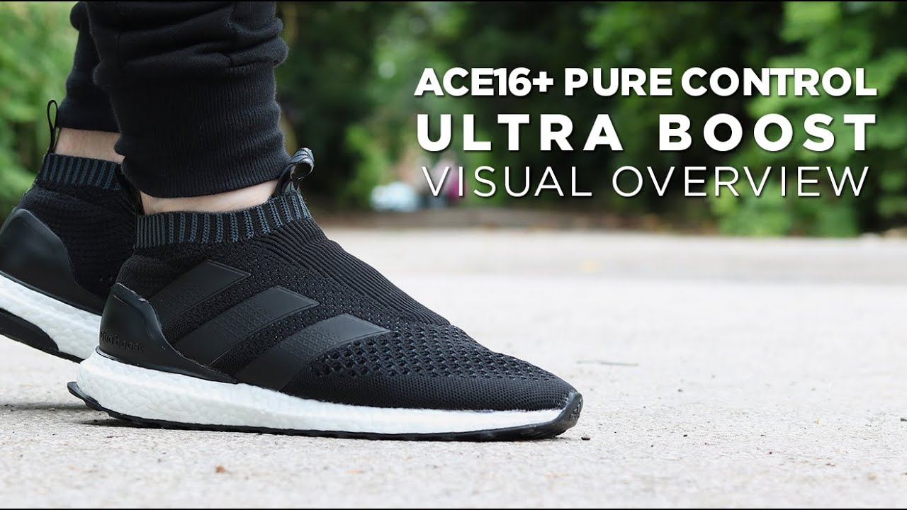 ACE 16+ Purecontrol Ultra Boost - Visual Overview - YouTube 10b6f5a1bd108