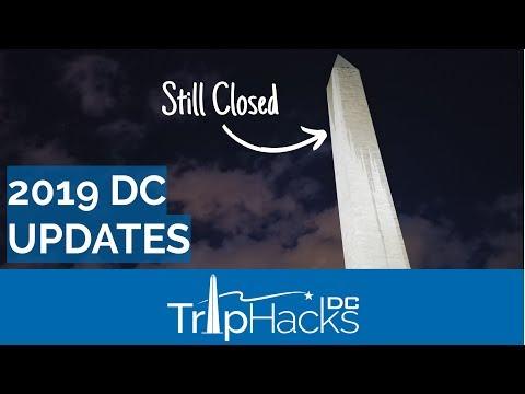 IMPORTANT 2019 Washington DC Updates