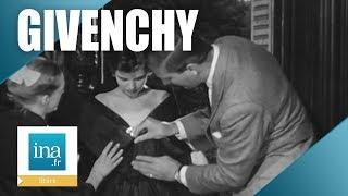 Rencontre avec Hubert de Givenchy en 1954 | Archive INA