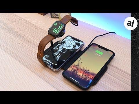 Review: Zens Dual + Watch Aluminum Wireless Charging Pad