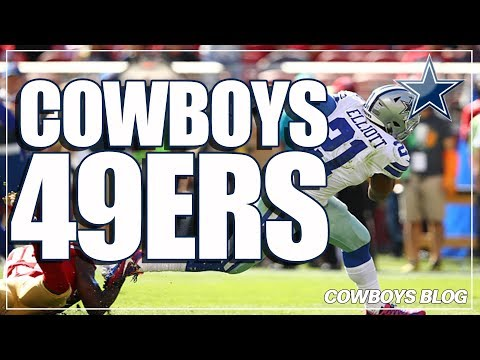 Dallas Cowboys Victorious in Dominating Victory over San Francisco 49ers
