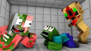 Monster School: SCP CHALLENGE! Statue SCP173 – Minecraft Animation