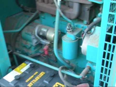 Used- Cummins 60 KW Diesel Generator Set - Stock# 41967002