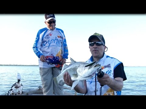 Italian Fishing TV - Barramundi Expedition - 01