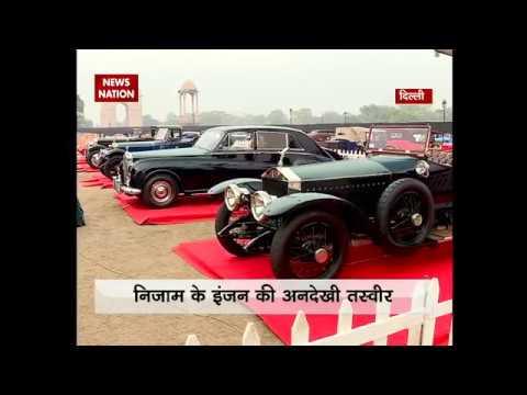 Hamari Delhi 7th Edition Of Vintage Car Rally Session Kicks Off
