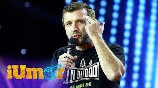 """""""Bună, am venit să-mi dau corigența!"""". Bobi Dumitraș, de la """"Fără Zahăr"""", din nou pe scena iUmor"""