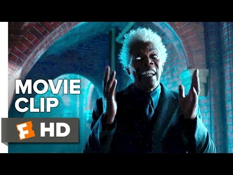 Miss Peregrine's Home for Peculiar Children Movie CLIP - Hold Barron Back (2016) - Movie