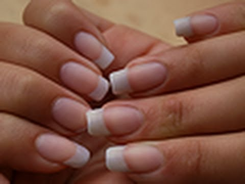 nail art naturel
