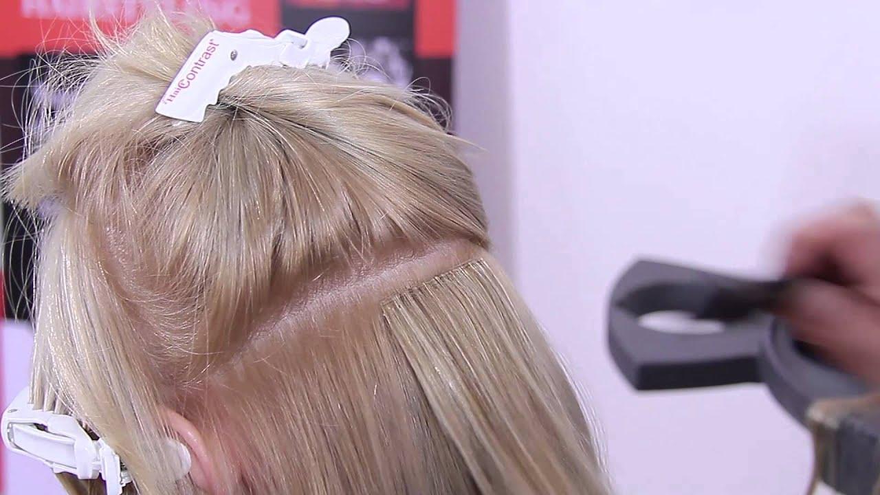 Extensii Pe Banda Adeziva Nordic Hair Si Adrian Niculescu Youtube
