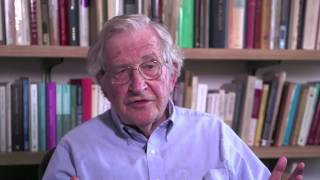 Noam Chomsky - WISE Exclusive Interview