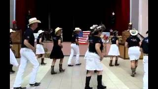 the laughing cow line dance
