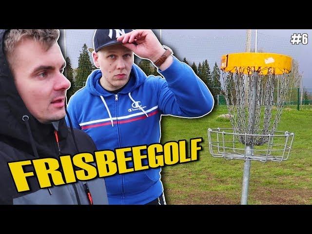 Frisbeegolf | Jäätävä kauden avaus w/Emppu