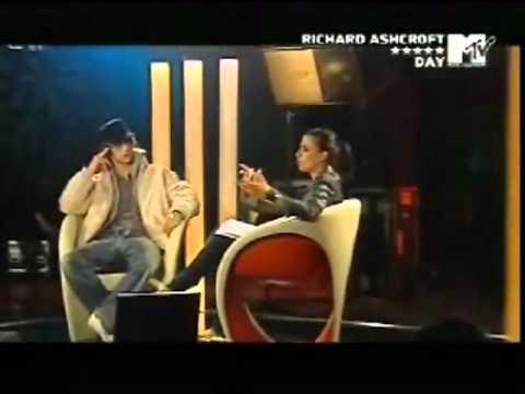 Richard Ashcroft - MTV Supersonic - Milan 2006 Interview Part 1