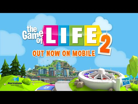 THE GAME OF LIFE 2 - OUT NOW on Google Play