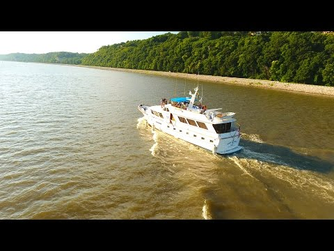 From Plastic Bottle Boat to... 85FT SUPER YACHT!!! - Recycled Mississippi #20
