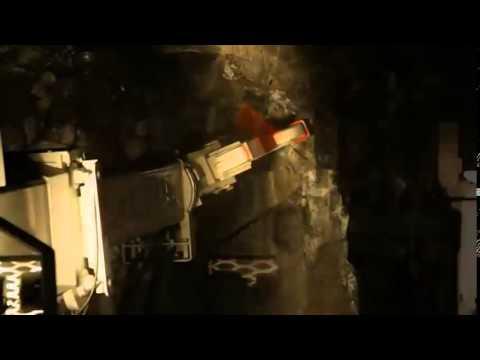 Underground Mining: Getman CSS Trial