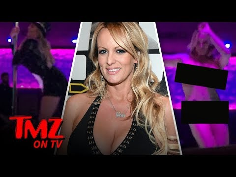 Stormy Daniels Is Back In Her Element! | TMZ TV from YouTube · Duration:  2 minutes 4 seconds