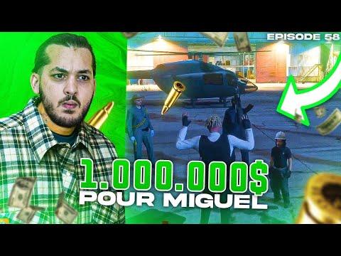 1 000 000 de $ pour Miguel ? Ricky veut me tuar... (Episode 58)